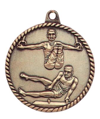 Gymnastics Medals -