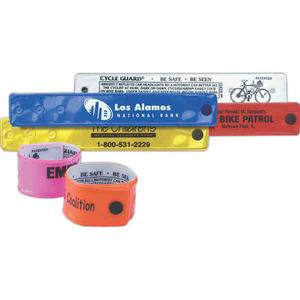 Personalized Marathon Bicycle Reflectors!