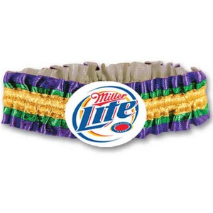Mardi Gras Promotional Items - Mardi Gras Armbands