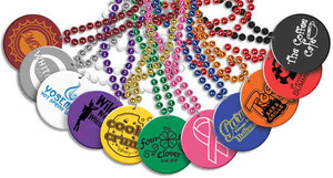 Mardi Gras Promotional Items - Mardi Gras Beads