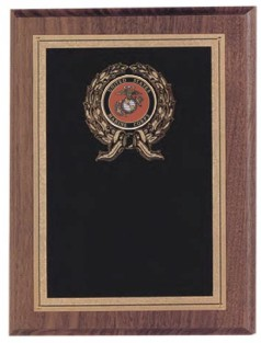 Marines Promotional Items - Marines Plaques