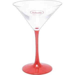 Custom Imprinted Martini Glasses!