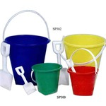 Custom Imprinted Medium Sand Pails with a Shovel