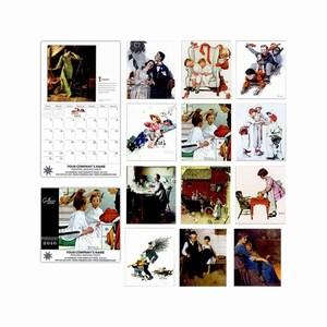 Custom Made Memorable Images Wall Calendars