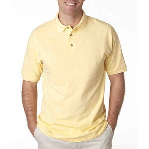 Custom Imprinted Mens Anvil Golf Polo Shirts