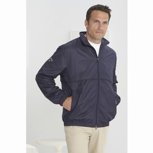 Custom Designed Mens Callaway Corporate Full Zip Wind Jackets