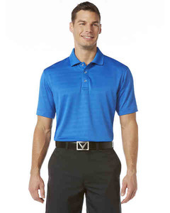 Mens Callaway Corporate Textured Performance Polo Shirts