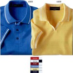 Embroidered Mens Cross Creek Golf Polo Shirts!