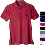 Customized Mens Dickies Golf Polo Shirts!