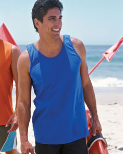 Imprinted Mens Gildan Sleeveless Tank Tops!
