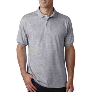 Custom Imprinted Mens Hanes Golf Polo Shirts