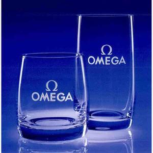 Custom Imprinted Meridian Drinkware Crystal Gifts!