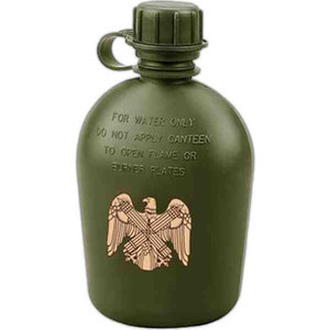 Custom Imprinted Military Style Canteens