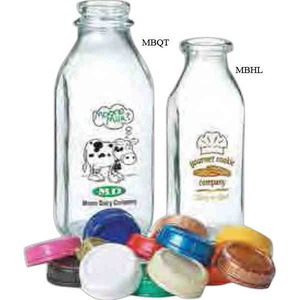 Dairy Promotional Products - Milk Bottles