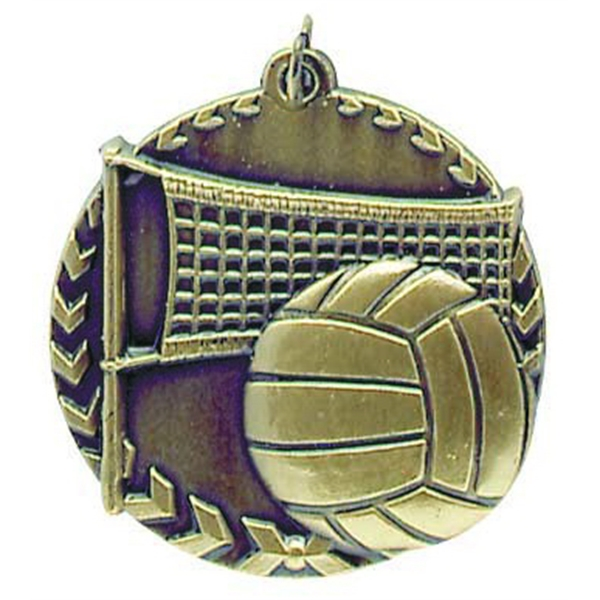 Basketball Medals -