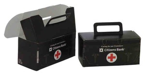 Boxes - Mini Doctors Bag Boxes with Energy Packs