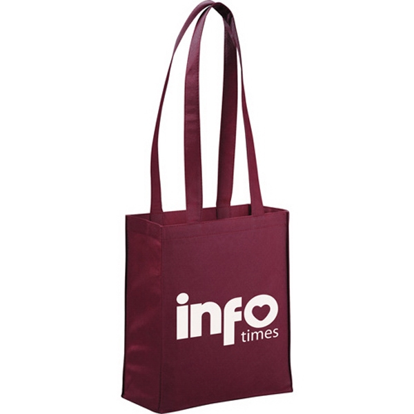 Customized 1 Day Service Polypropylene Tote Bags!