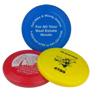 Flying Saucers And Discs - Mini Flying Saucers and Discs