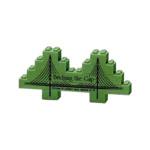 Personalized Mini Promo Blocks Bridge Sets!