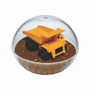 Mobile Crystal Globes -