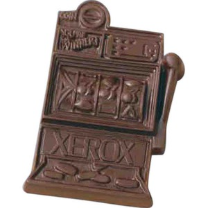 Customized Molded Chocolate Slot Machines!