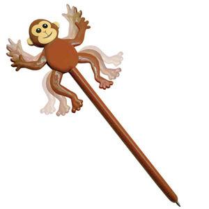 Custom Imprinted Monkey Fun Pens!
