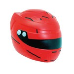 Custom Printed Motorcycle Helmet Stress Relievers!