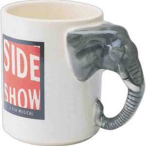 Customized Republican Campaign Elephant Shaped Mugs!