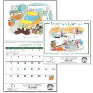 Appointment Calendars - Murphys Law Appointment Calendars