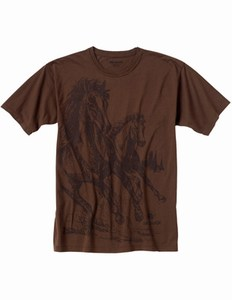 Wildlife Theme Tee Shirts -
