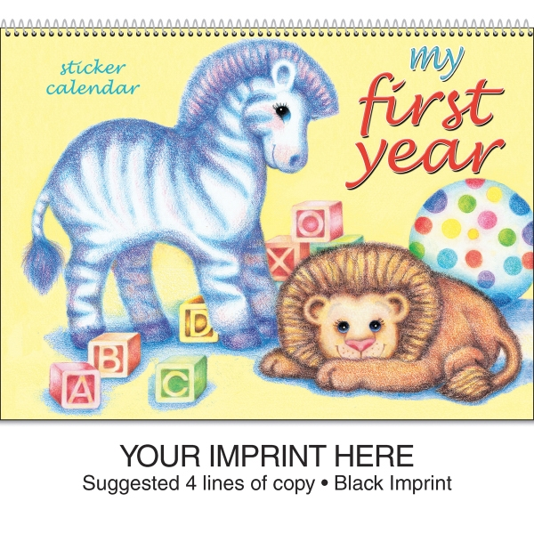 Appointment Calendars - Babys First Year Appointment Calendars