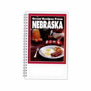Nebraska State Shaped Promotional Items -