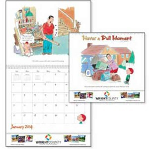 Appointment Calendars - Never A Dull Moment Appointment Calendars