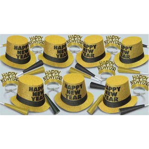 New Years Themed Promotional Items - New Years Holiday Gift Assortments