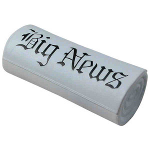 Custom Imprinted Newspaper Stress Relievers
