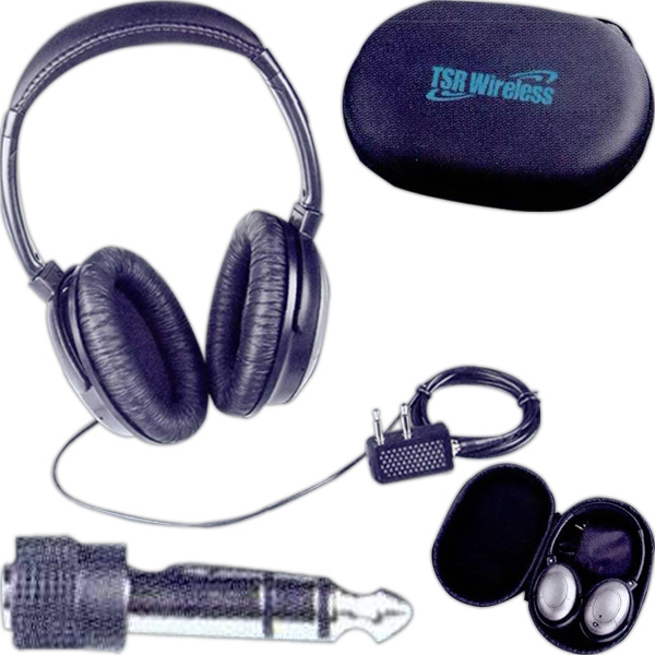 Canadian Manufactured Digital And Audio Items - Canadian Manufactured Noise Cancellation Headphones