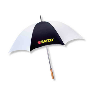 Custom Imprinted Non Vented Golf Umbrellas
