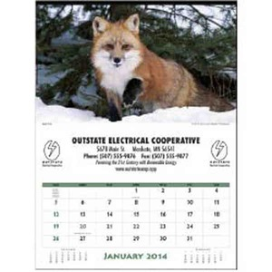 Appointment Calendars - North American Wildlife Appointment Calendars