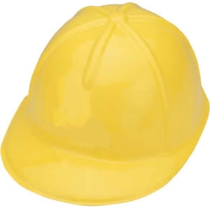Construction Hats - Novelty Plastic Construction Hats