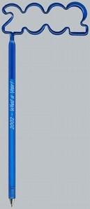Number Bent Shaped Pens -