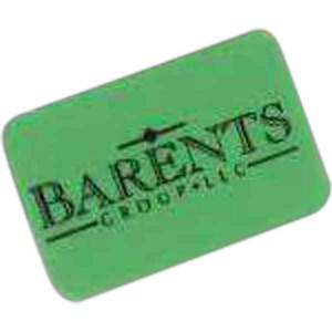 Custom Imprinted Oblong Shaped Erasers