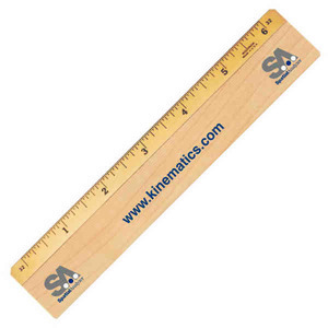 Customized Office Use Rulers!