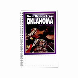 Oklahoma State Shaped Items -