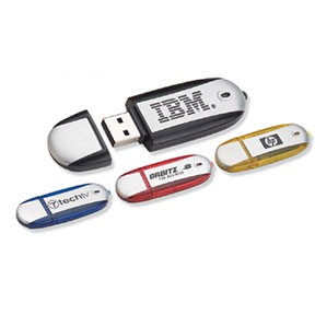 Custom Imprinted Flash Drives!