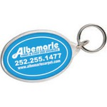 Custom Imprinted Acrylic Keytags