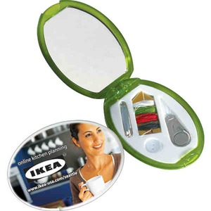Oval Shaped Promotional Items -