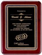 Custom Engraved Tropar Honor Award Plaques Engraved!