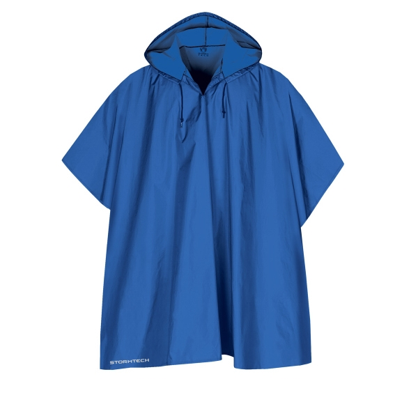 Custom Embroidered Stormtech Performance Packable Rain Ponchos!