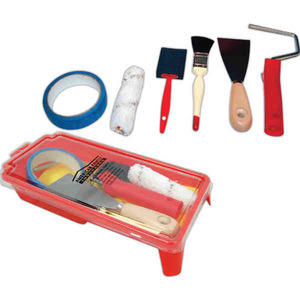 Custom Imprinted Paint Brush Home Improvement Sets