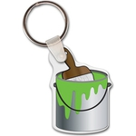 Custom Printed Paint Can Key Chains!